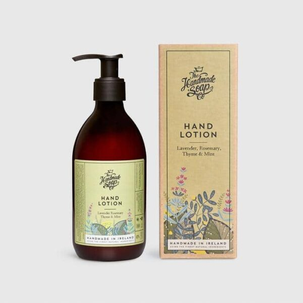 Lavender Rosemary Thyme & Mint – Hand Lotion