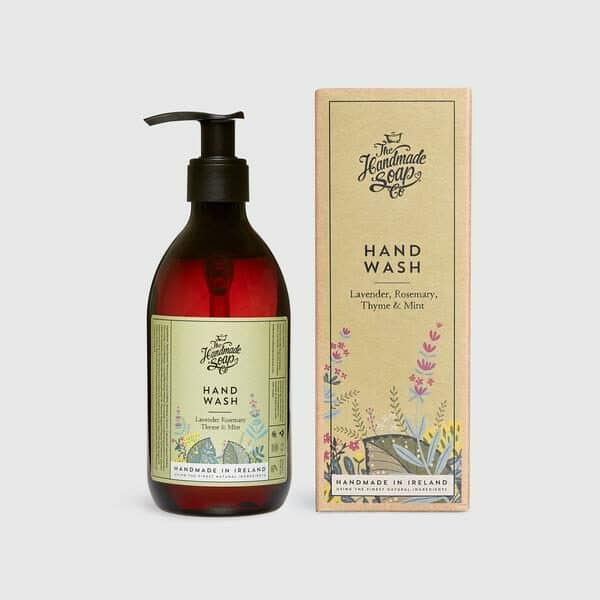 Hand Wash – Lavender Rosemary Thyme & Mint