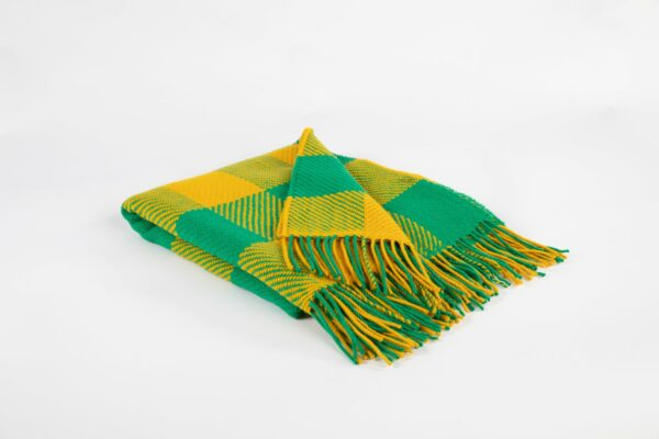 County Colour Throws – Kerry