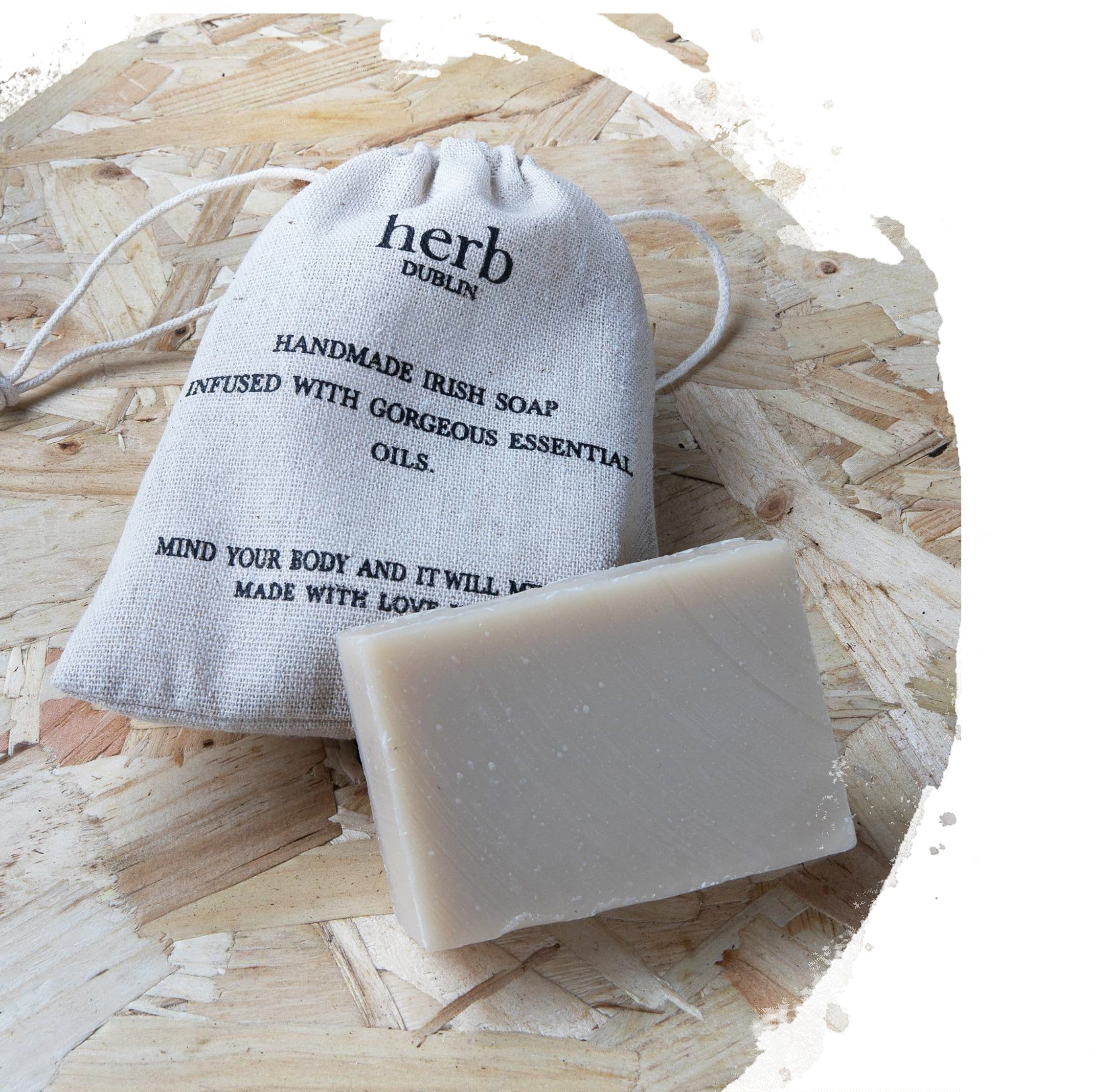 Handmade Soap – Coconut and Lime