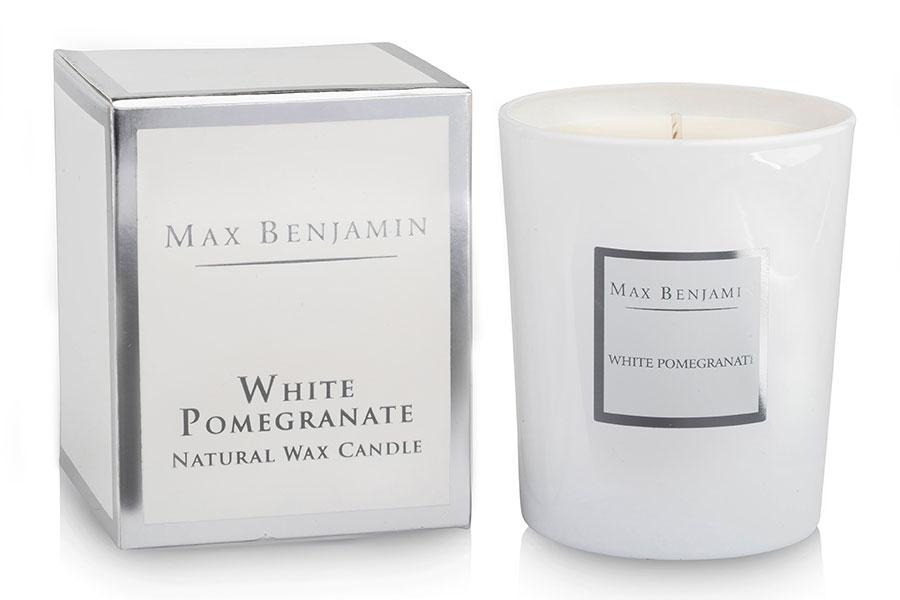CANDLE – WHITE POMEGRANATE 190g
