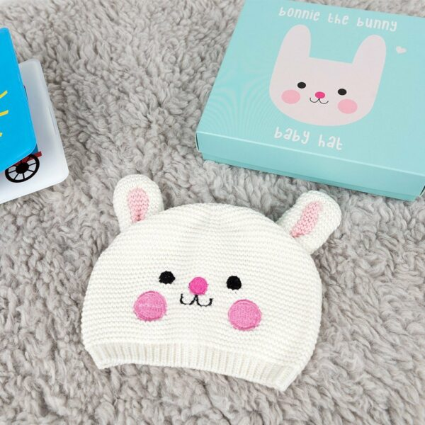 BONNIE THE BUNNY BABY HAT