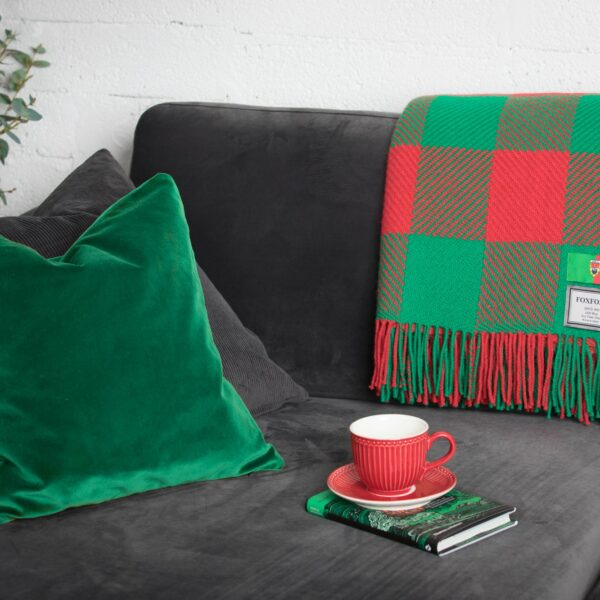 COUNTY COLOUR THROWS – MAYO