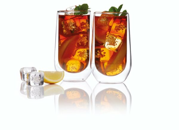 Double Walled Highball Glasses