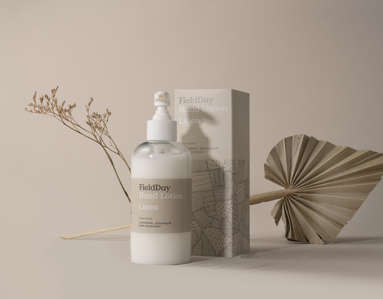Field Day Linen Hand Lotion
