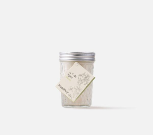 Field Day Moss Jam Jar Candle