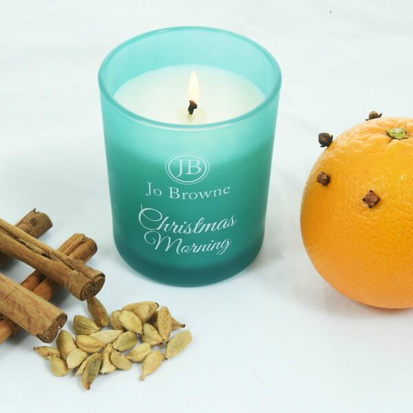 Jo Browne Christmas Morning Candle