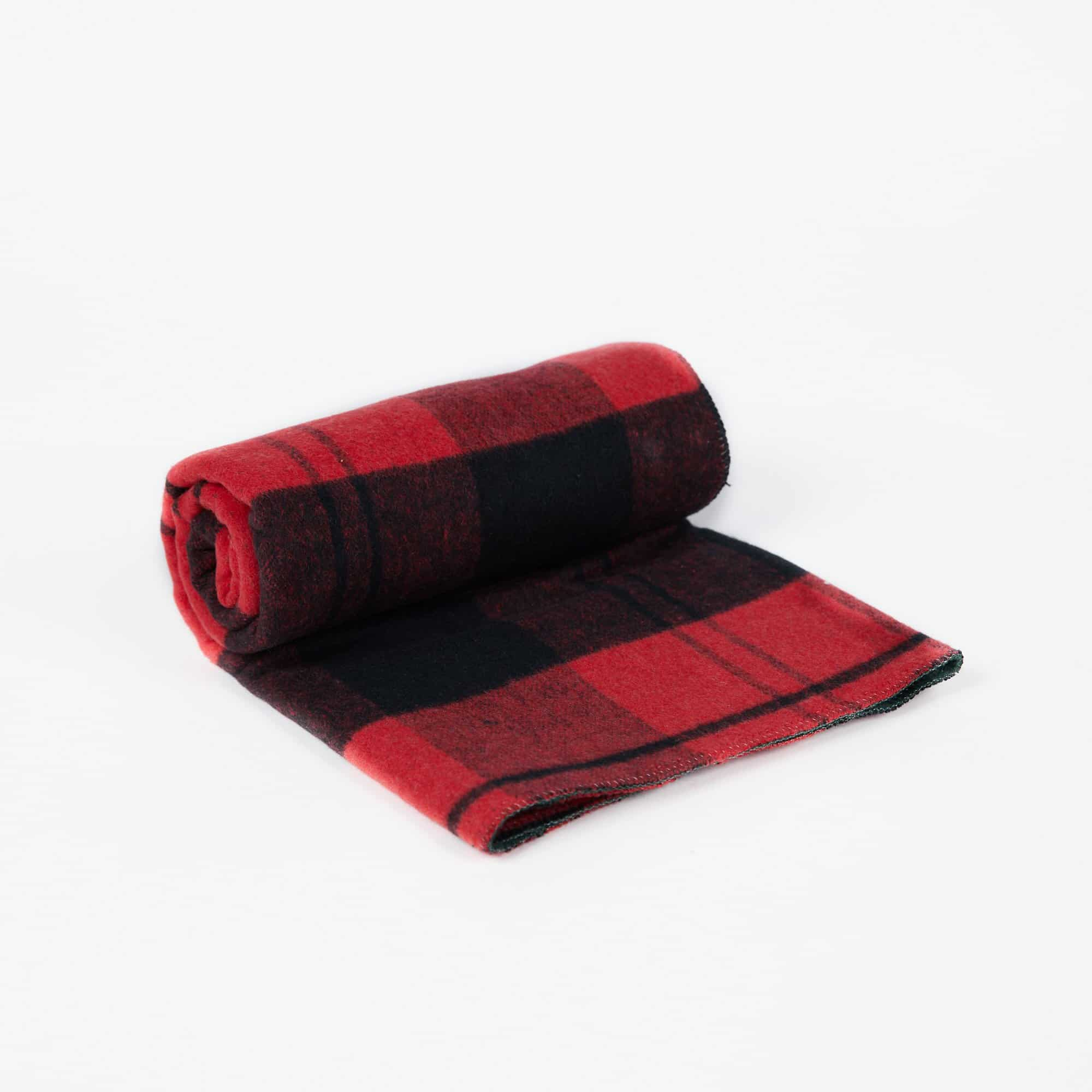 Rusty Snuggly Pet Blanket – Squares