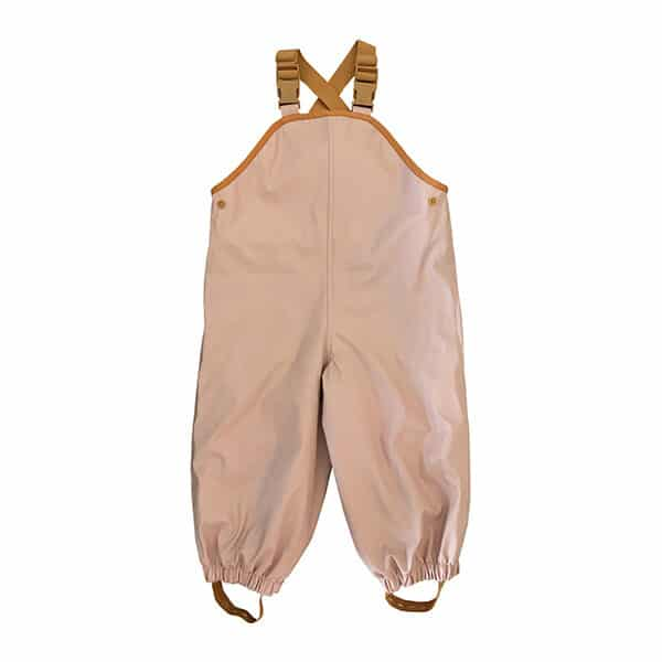 Puddle Duck Rain Overalls – Pink